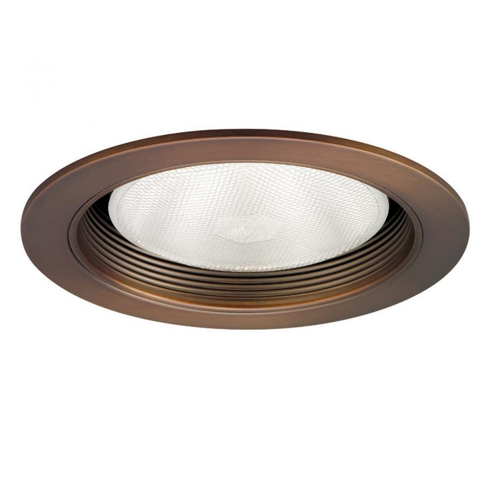 One Light Copper Recessed Lighting Trim  sc 1 st  coffman home decor & One Light Copper Recessed Lighting Trim : R-621-CB   COFFMAN HOME DECOR