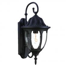 Nice Acclaim Lighting 5061BK   Suffolk Collection Wall Mount 1 Light Outdoor  Matte Black Fixture