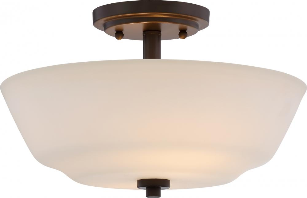 Willow 2 lt semi flush