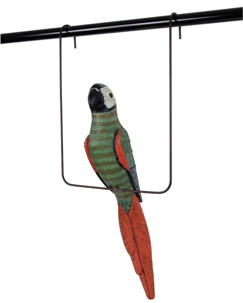 PALISADE ACCESSORY PARROT AND PERCH