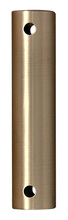 Fanimation DR1SS-12BSW - 12-inch Downrod - BSW - SS