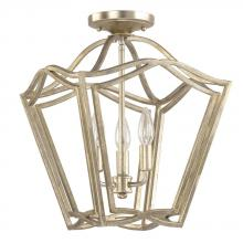 Capital 9651wg 3 Light Foyer